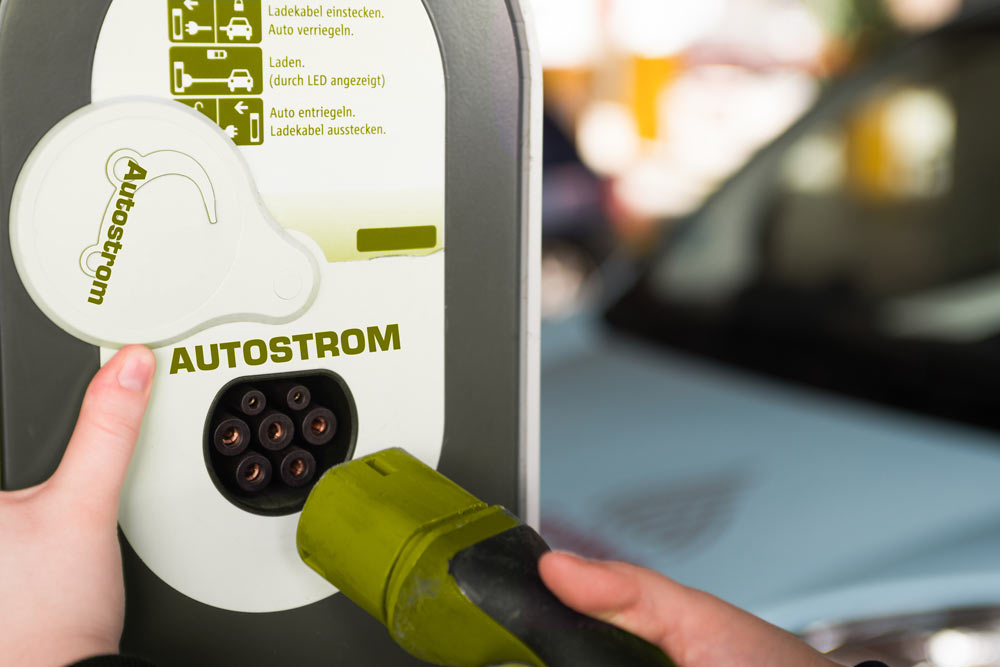Ladestation Elektroauto